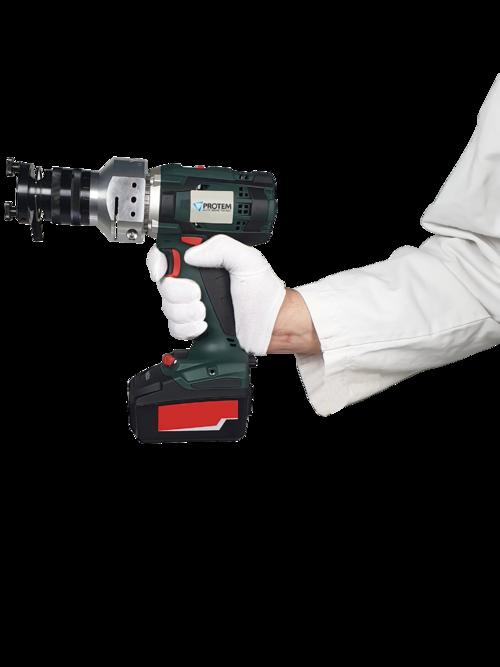 SE25 - Maschine zum Planen von Rohren, Fittings, Microfittings und Bögen Rohrplandrehmaschine